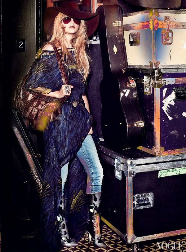 Taylor Swift Vogue February 2012