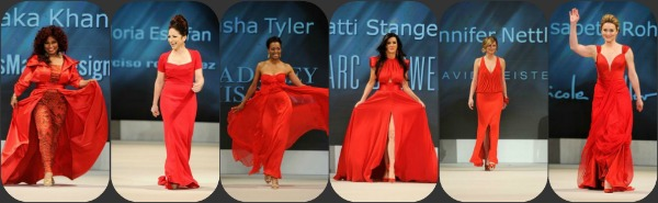 Red Dress Collection 2012