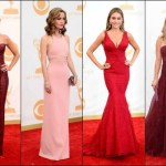 Emmy Awards 2013 red carpet fashion: Who Wore What