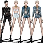 Miley Cyrus to twerk in Roberto Cavalli costumes on Bangerz Tour
