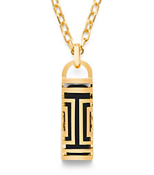 Tory Burch Fitbit Necklace
