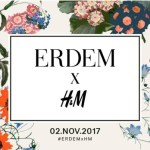 H&M taps Erdem for 2017 designer collaboration