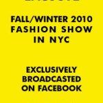 Lacoste stream show invite