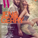 W April Cover
