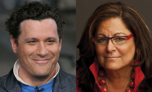 Isaac Mizrahi and Fern Mallis 92Y