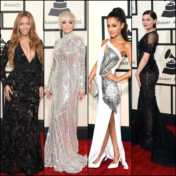Grammys Red Carpet 2015