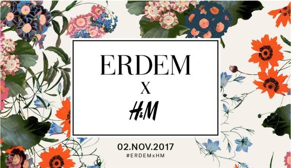HM X Erdem