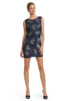 Rent the ultimate party dress by rocking this Badgley Mischka sequin sensation! New Years this is your dress!
