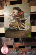 Rat Taco by Johnny Crap