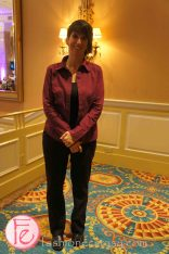 Michelle Bourgeois (Director of Public Relations)