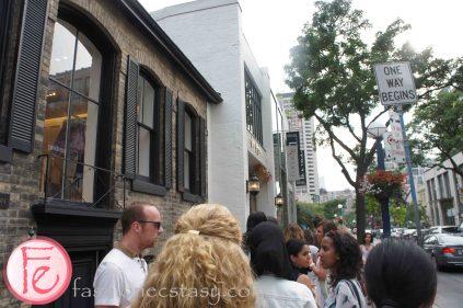 Fashion Ecstasy Free People Grand Opening in Toronto