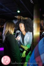 Jully Black @ Walk the One Way Diesel Fashion Show