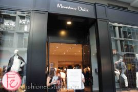 Massimo Dutti North American Grand Opening at Toronto Eaton Centre