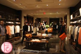 Massimo Dutti North American Grand Opening at Toronto Eaton Centre Fashion Ecstasy