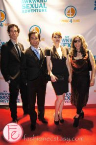 My Awkward Sexual Adventure After Party - Jonas Chernick, Emily Hampshire, Vik Sahay, Juliette Hagopian