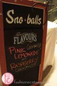 Eat to The Beat 2012 @ Roy Thomson Hall - Sno balls