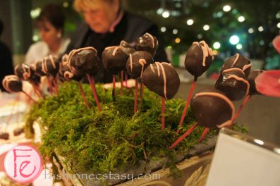 Eat to The Beat 2012 @Roy Thomson Hall - Dulce de Leche Brownie Lollipop