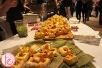 Mini Chorzo Tarts - by Rossy Earle & Jose Arato, Pimenton Spanish and Mediterranean Fine Foods