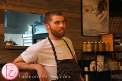 Culinary Adventure's Ride and Go Feast - Halloween Special Edition Chef Dustin Gallagher at Riverside Public House