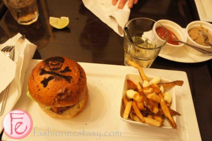 Culinary Adventure's Ride and Go Feast - Halloween Special Edition Burger & Poutine by Fuel House