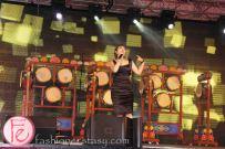 Ms. Seo-hoo @ 2012 Cathay Ball, Metro Toronto Convention Centre
