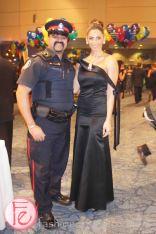 Elena Semikina (2010 Miss Universe Canada) @ 2012 Crystal Ball at Metre Toronto Convention Centre