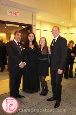 Rose MacLennan & Glen Baxter @ 2012 Crystal Ball at Metre Toronto Convention Centre