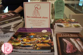 The Cook Book Store @ 2012 Taste Canada - The Food Writing Awards