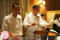 Manhattan corn & Juniper smoked whitefish chodwer, Bruce Wine Bar - 2012 Ocean Wise Chowder Chowdown Toronto