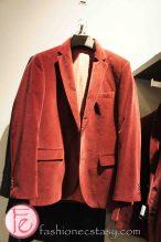 Mens Jacket Med Red ($695)