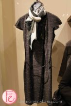 Open Misc Grey Dress ($795) - Hugo Boss Yorkdale Grand Opening Party ft. Fashion Magazine Trend Report