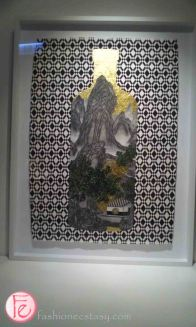 Absolute Landscape by Jui Chung Yao - Elle 21st Anniversary 'Art Meets Fashion @ Bellavita