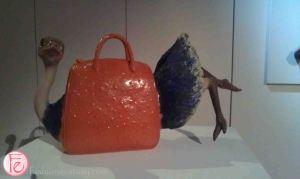 Ostrich Couture by Yu Pei Lian, Elle 21st Anniversary 'Art Meets Fashion @ Bellavita