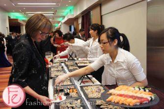 2013 Dragon Ball Toronto - sushi bar