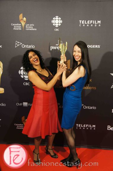 Best Breaking News Coverage- CBC News Now: Jack Layton's Death- Jennifer Sheepy, Seema Patel- 1st Canadian Screen Awards - Television & Digital Media Awards Show