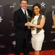 Best Breaking Reportage, Local- John Lancaster, Nil Koksal - CBC News Toronto- 1st Canadian Screen Awards - Television & Digital Media Awards Show