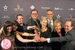 Best Local Newscast- (Global Toronto) Ward Smith, Jason Keel, Amy Saracino, Dave Trafford, Mark Trueman- 1st Canadian Screen Awards - Television & Digital Media Awards Show