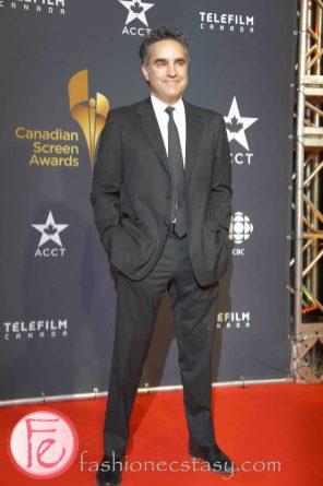 Bruce Croxon ( Dragons' Den) - Canadian Screen Awards Broadcast Gala