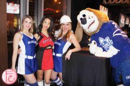 Cheerleaders - 2013 Players' Gala with Toronto Raptors, Toronto Maple Leafs, Toronto FC for The MLSE Team Up Foundation