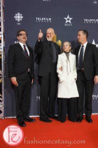 Genevieve Bujold, James Cromwell (Still Mine) - Canadian Screen Awards Broadcast Gala