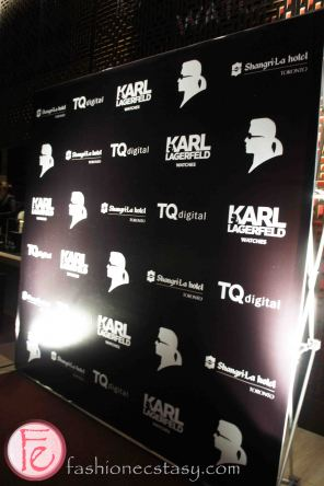 Karl Lagerfeld Watch Launch at Shangri La