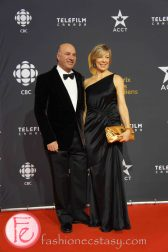 Kevin O'Leary & Linda (Dragons' Den) - Canadian Screen Awards Broadcast Gala