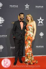 Kirstine Stewart, Zaib Shaikh- Canadian Screen Awards Broadcast Gala