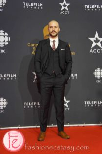 Marc-Andre Grondin ( L'affaire Dumont) - Canadian Screen Awards Broadcast Gala