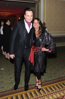 Mike Chalut, Patti Goldberg at Starlight Gala 2013 Celebrity Red Carpet ( photos by George Pimentel)