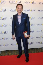 Glen Peloso at Starlight Gala 2013 Celebrity Red Carpet ( photos by George Pimentel)