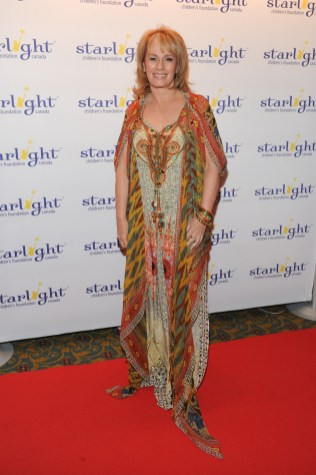 Arlene Dickinson at Starlight Gala 2013 Celebrity Red Carpet ( photos by George Pimentel)