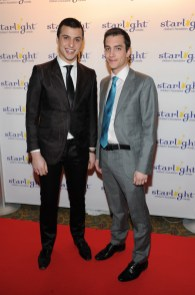 Zac Zakaria at Starlight Gala 2013 Celebrity Red Carpet ( photos by George Pimentel)