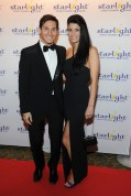Rick Campanelli, Angie Smith at Starlight Gala 2013 Celebrity Red Carpet ( photos by George Pimentel)