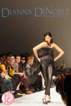 FAT 2013 opening night April 23 Fashion DRAMA- DIANNA DINOBLE - STARKERS CORSETRY